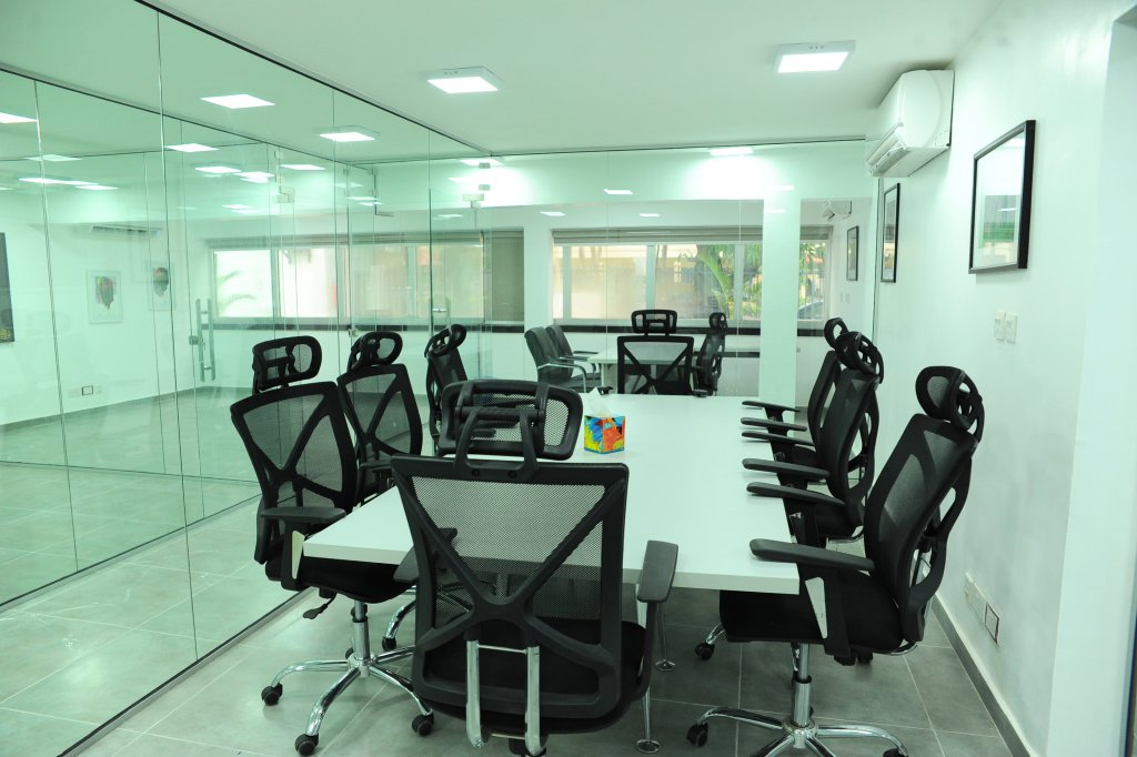 Legacy Place – A Brand New Serviced Office Centre in Victoria Island