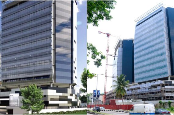 Redefine Will Dispose of Pivotal's African Assets including The Wings Towers in Lagos